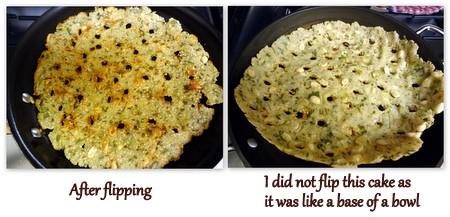 Sarvapindi, ginnappa, indian cooking challenge