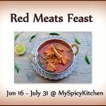 Red Meats Feast, MySpicyKitchen