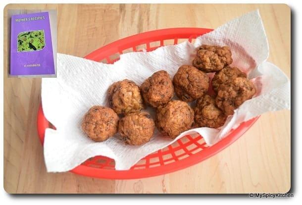 CCChallenge, Chicken Meatballs