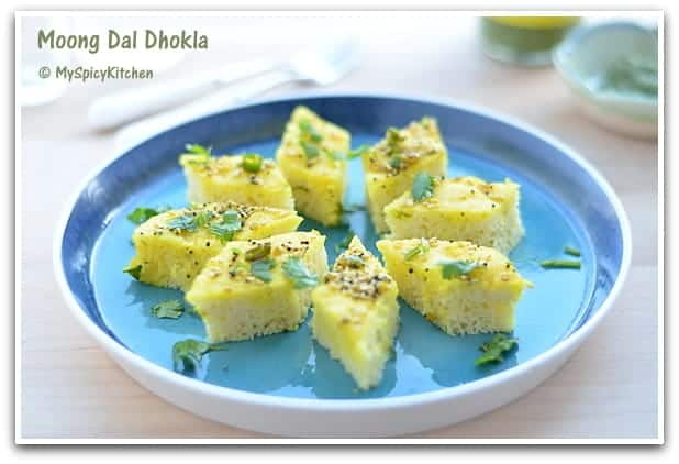 Dhokla a Gujarati Cuisine,