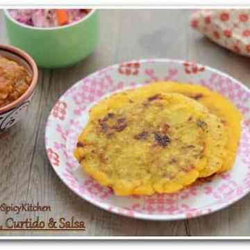 National Dish of El Salvador, El Salvadorian Food, El Salvadorian Cuisine, Blogging Marathon, Around the World in 3 Days with ABC Cooking, Stuffed Tortilla