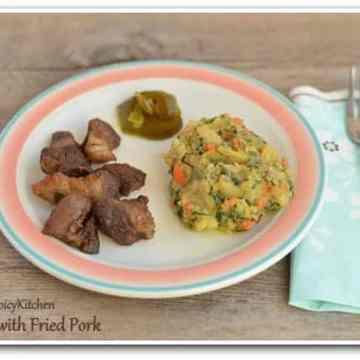 Mashed Potatoes & Vegetables, Belgium Food, Belgium Cuisine, Food of the World,