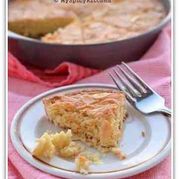 Dutch Butter Cake, Bake-a-thon, International Food Challenge