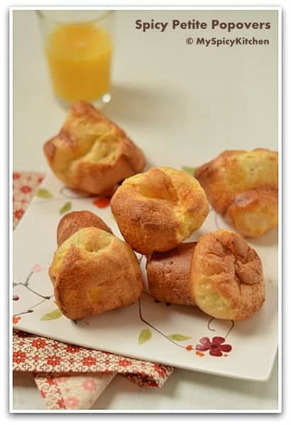 Popovers, Bake-a-thon, CCChallenge