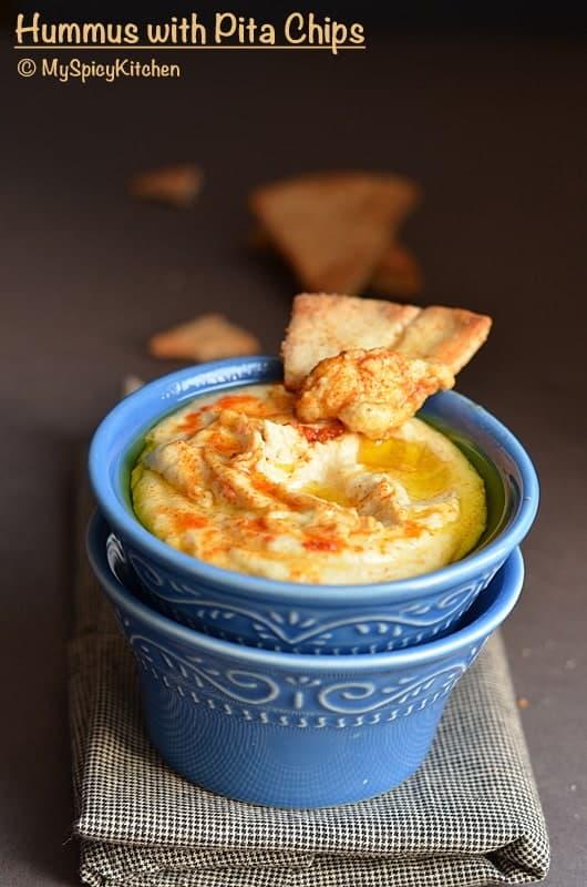 Blogging Marathon, Buffet on Table, Israeli Hummus, Chickpeas Dip, Condiment, Middle Eastern Food, Levantine Cuisine,