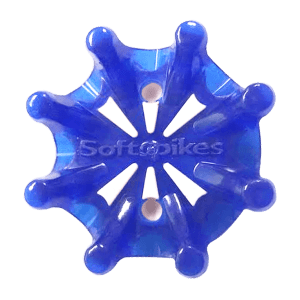 Soft Spikes - Pulsar Tour Lok Azure Blue set of 18
