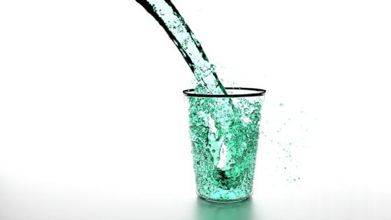 Wasser – die beste Medizin für Deine Bandscheiben.