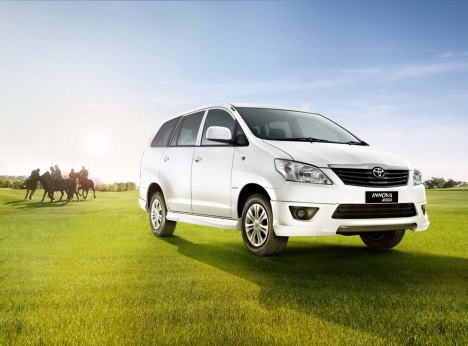 Innova - 5 Best 7 Seater Cars in India