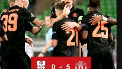 Photo of FT: LASK 0-5 Manchester United, Odion Ighalo Scores And Assist As United Run Riot (Video Highlight)