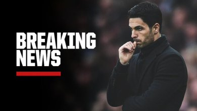 Photo of BREAKING! Arsenal Coach Mikel Arteta Tests Positive For CoronaVirus (Full Details)
