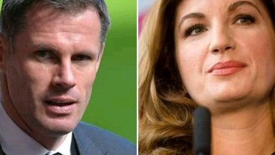 Photo of Jamie Carragher Blast West Ham Vice-Chairman's Proposal To Declear EPL Season Null And Void