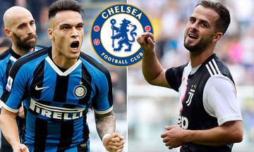 Photo of Chelsea Plan Massive £200m Squad Overhual For Pjanic, Lautaro Martinez, More This Summer (Full Details)
