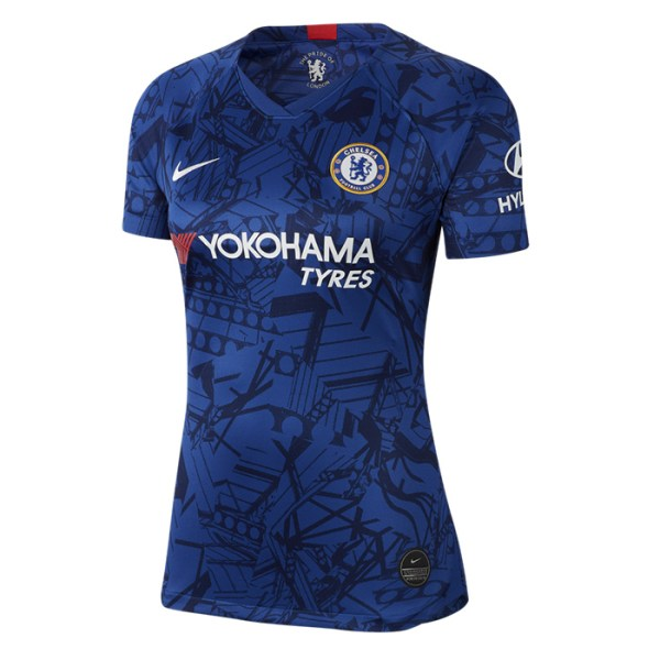 the best attitude 522cb 7724c Chelsea FC 2019/20 Home Female Jersey