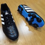 Adidas Goletto Black Football Boot