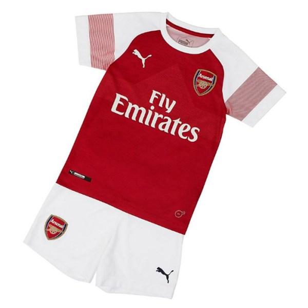 50a264f54609a Arsenal FC 2018/19 Home Kid Jersey   Mysportskit NG