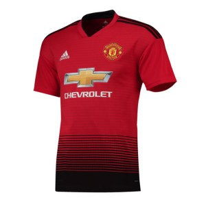 12066ea07 Manchester United FC 2018 19 Home Jersey