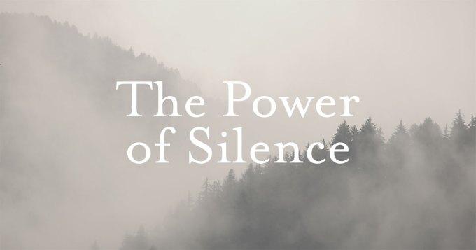 The Power of Silence Part 1 - Caroline Myss