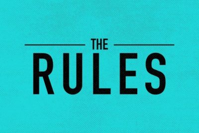 Did you Know There Were Rules?
