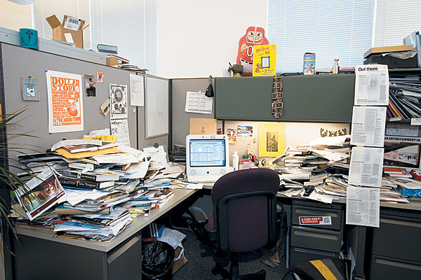 daily routines for success, de-clutter