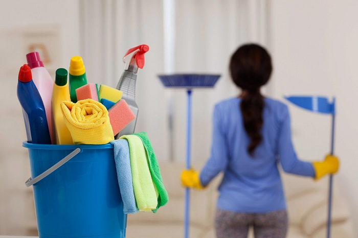 weekend business ideas, house cleaning