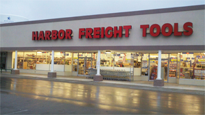 Harbor Freight store opening soon in Freeport