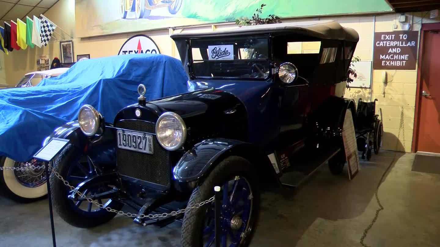 Destination Illinois: Wheels O' Time Museum