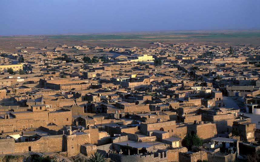 Arbil, Ιράκ