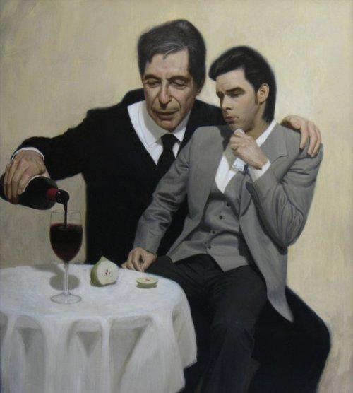 Nick Cave Leonard Cohen