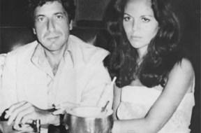 Suzanne Elrod Leonard Cohen