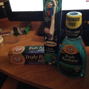 Arm & Hammer Truly Radiant (Smiley 360)