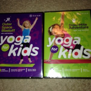 Yoga for Kids Gaiam