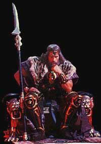 King Conan. © Universal Studios