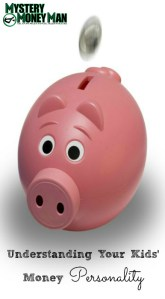 your kids' money personality
