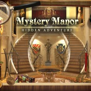Review Of Mystery Manor Game for iPad