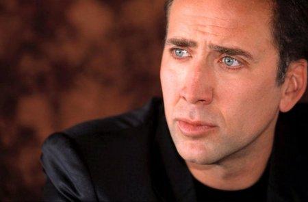 Nicholas Cage movie rage mystery tribune