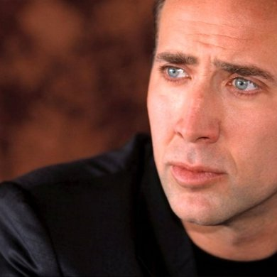 Nicholas Cage movie rage mystery tribune
