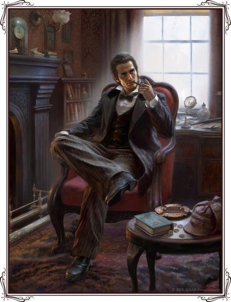 Sherlock Holmes App 4 game