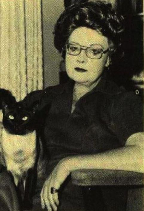 Anne Blaisdell, also known as Elizabeth Linington female crime writers