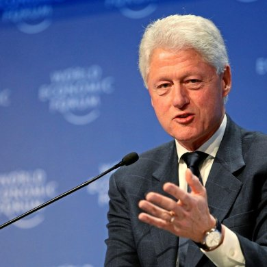 Bill Clinton and James Patterson To Write A Thriller Titled The President Is Missing