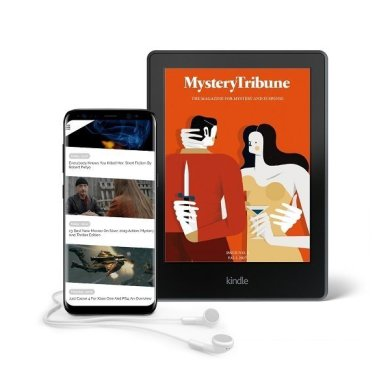 Mystery Tribune Digital Subscription Main