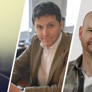 Author Conversation- Damien Seaman and William Ryan