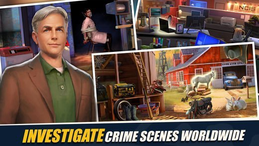 NCIS 47 Best Mystery, Detective And Crime Game Apps In The Market Now