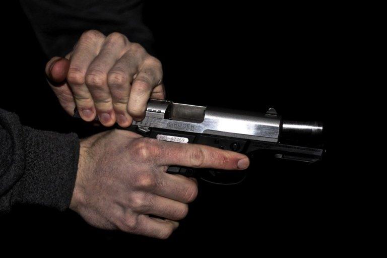 Review of Thriller Gun Games By Faye Kellerman