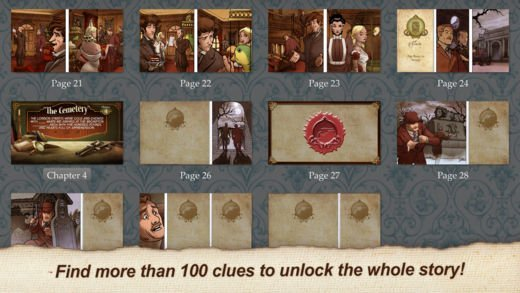 Sherlock Holmes Art Of Detection (Ink Spotters) 47 Best Mystery, Detective And Crime Game Apps In The Market Now