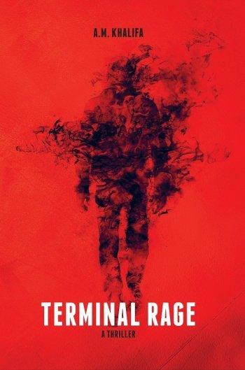 Terminal Rage am khalifa best mystery thriller book covers 2017