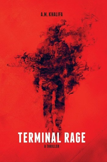 Terminal Rage am khalifa best mystery thriller book covers 2017