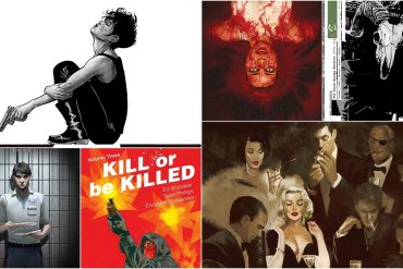 15 Best New Crime and Noir Comics To Check Out This Winter