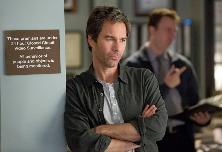 "TNT To Air Crime TV Series ""Perception"" Starring Eric McCormack"