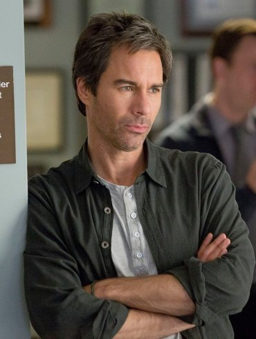 """TNT To Air Crime TV Series """"Perception"""" Starring Eric McCormack"""