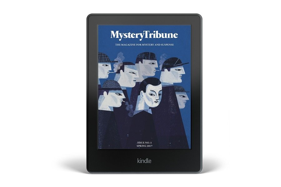 Mystery Tribune Issue #1 Digital